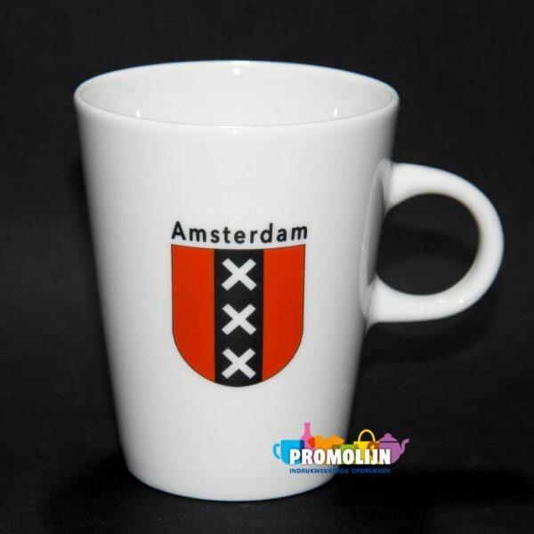 Beker Schild Amsterdam
